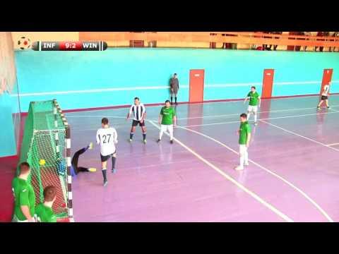 Обзор матча Win-Interactive - Infopulse United #itliga14