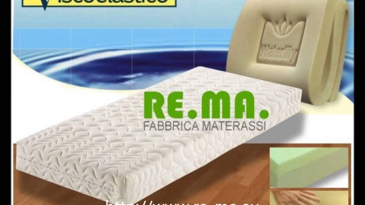 Materassi In Lattice Toscana.Materassi In Memory Re Ma Fabbrica Materassi