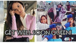 #1 Get well soon QUEEN | Catherine, You are a SAVAGE!❤️