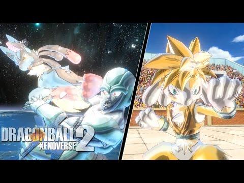 Mega Evolution Lucario!   Lucario Fused With Goku?!   Dragon Ball Xenoverse 2 PC Mods