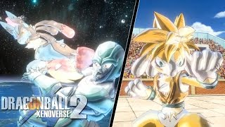 Mega Evolution Lucario! | Lucario Fused With Goku?! | Dragon Ball Xenoverse 2 PC Mods