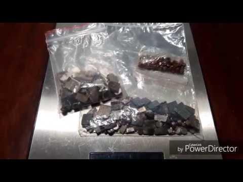 Как сдавать техническое серебро? Серебро в металлолом.