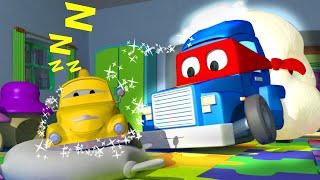 神奇的沙车堡 Sandtruck - 超级卡车卡尔在汽车城 ???? ⍟兒童卡通動畫合集 | 動畫片 | 卡通片 Car City - Mandarin Truck Cartoon for Kids