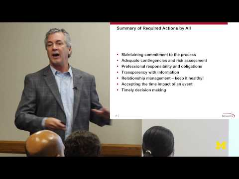 Philip Helmes | Rules of Engagement: Effective Construction Scheduling