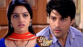Diya Aur Baati Hum 20th January 2015 FULL EPISODE | Sandhya CROSSES her LIMITS for Sooraj
