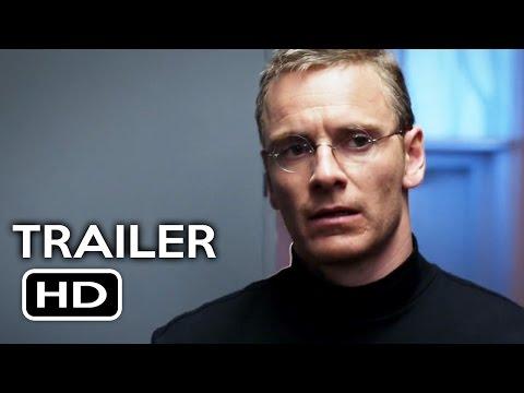 Steve Jobs Official Trailer #2 (2015) Michael Fassbender, Seth Rogen Biography Movie HD