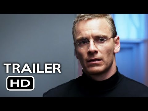 Steve Jobs   2 2015 Michael Fassbender, Seth Rogen Biography Movie HD