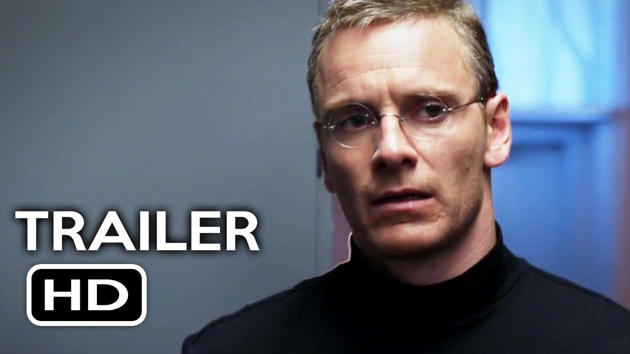 Download Steve Jobs Official Trailer #2 (2015) Michael Fassbender, Seth Rogen Biography Movie HD