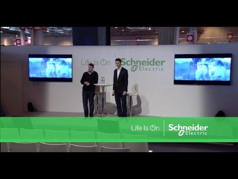 Human Centric Innovation (Fujitsu) - Schneider Electric