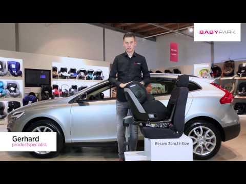 Recaro Zero.1 I-Size Autostoel | Review