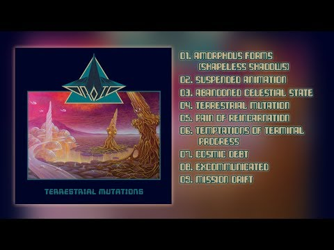 DROID - Terrestrial Mutations [Full Album] 2017
