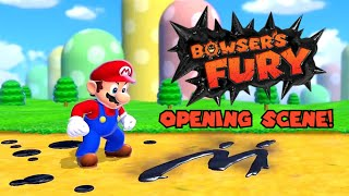 New Footage + New Screenshots! - Bowser's Fury