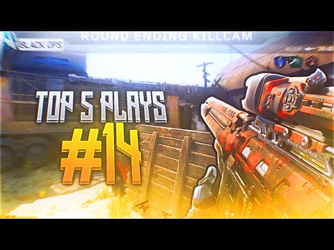 BO3 Collateral Trickshot?! (Top 5 Plays!)