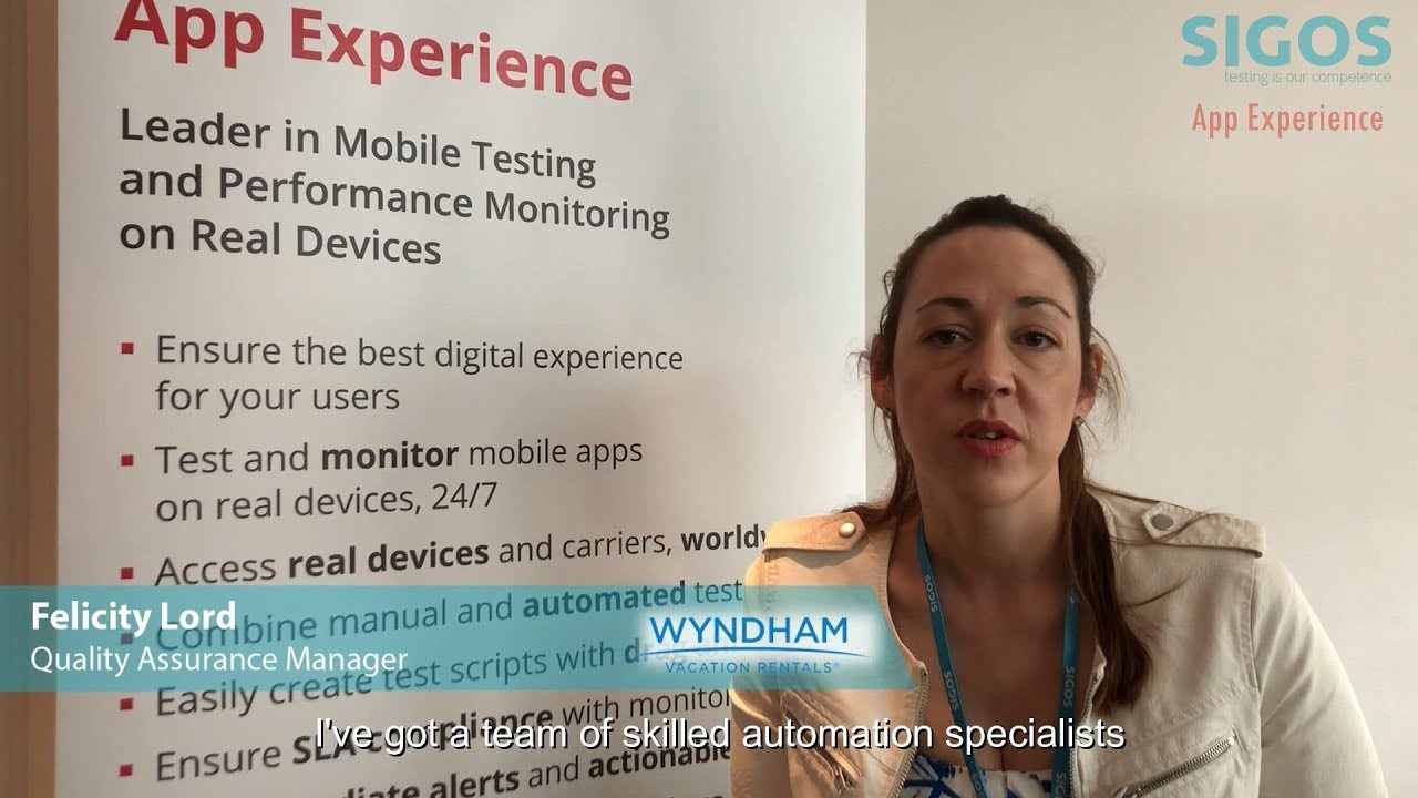 Interview with Felicity Lord from Wyndham