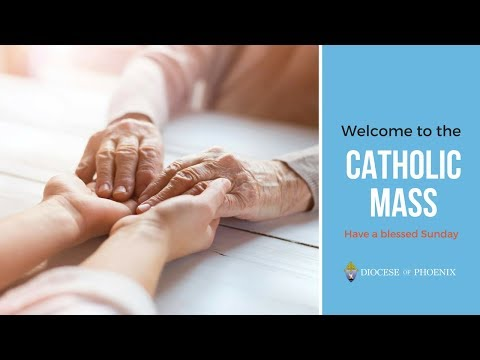 Welcome to the Catholic Mass for February 18, 2018
