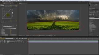 Замена неба Adobe After Effects CS6
