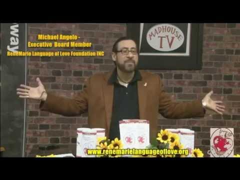 Michael Angelo - Executive Board ReneMarie Language of Love Foundation INC