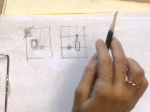 Основы композиции рисунка