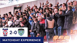 📹 Matchday Experience: York City 2-0 Whitby Town