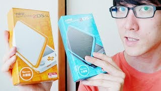 black or white?|New 2DS XL