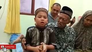 Merdu Sekali Suara Ahmad | Surah Ar - Rahman [Full Video]