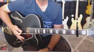 Kane Brown Heaven Guitar Tab Preview Video
