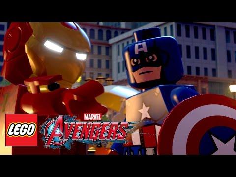 Trailer do filme Os Vingadores: Lego - O Filme