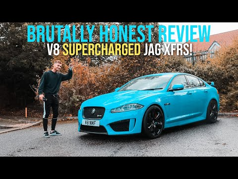 Brutally Honest Review: *V8 SUPERCHARGED* Jaguar XFRS (ft. B7TMY)
