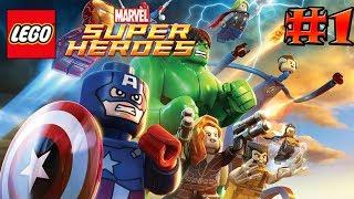 В ПРЕДДВЕРИИ ВОЙНЫ БЕСКОНЕЧНОСТИ ||| LEGO Marvel Super Heroes #1