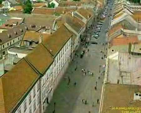 Travelling in Košice - Slovakia 1.