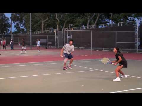 Ace Matias/ Mariel Ante @ Lizardo Tennis Academy