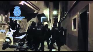 El G.E.O. participa en la detención de cuatro yihadistas en Ceuta