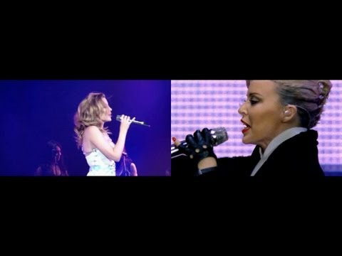 Kylie Minogue - Your Disco Needs You (LaLCS, By DcsabaS, 2009 Toronto, 2008 London)
