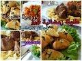 طاولة رمضانية 2017 : فطائر محشية + المحمر + زرودية مشرملة