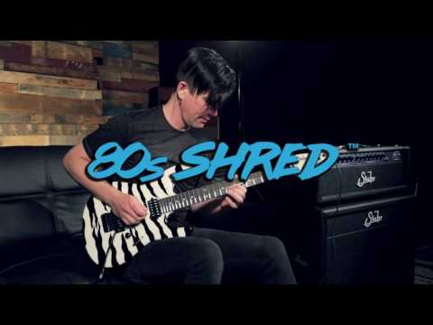 80s SHRED FEATURING PETE THORN