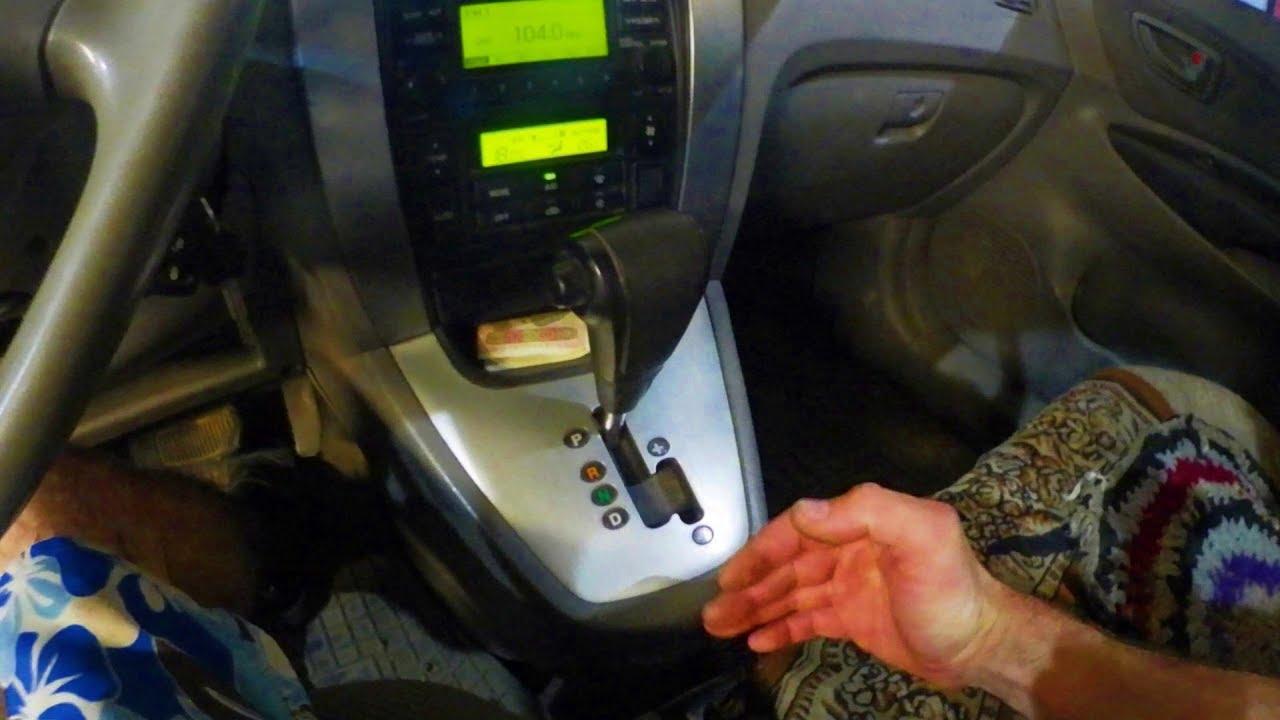 Hyundai Tucson неисправность АКПП