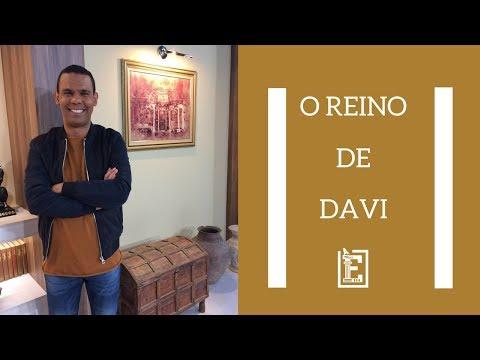 O Reino De Davi - Rodrigo Silva