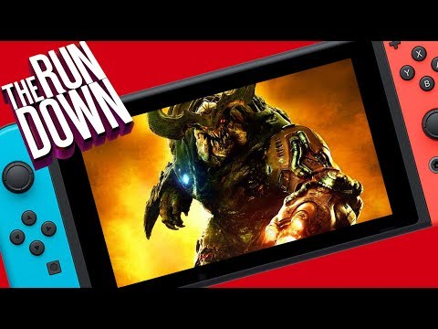New Doom for Switch Details! - The Rundown - Electric Playground