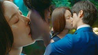 남궁민♡황정음, 숨겨왔던 애정 '폭발하는 키스' 《The Undatables》 훈남정음 EP07-08