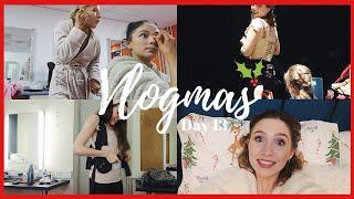 BACKSTAGE SECRETS! HOW I GET READY TO FLY! | VLOGMAS DAY 13 | Georgie Ashford