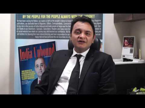 Exclusive Interview of Nitesh Gangaramani (Director, Al Fara'a Group) Businessman, Entrepreneur
