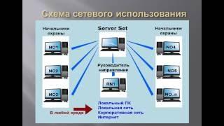 База даних для охоронних організацій Презентація