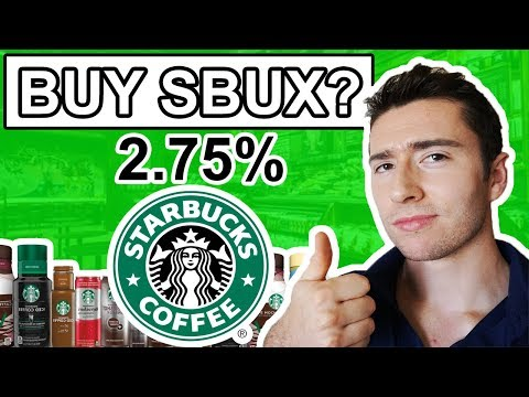 🤑 EASY $$ SBUX 🤑 Is Starbucks Stock A BUY August 2018 (In-Depth Analysis)