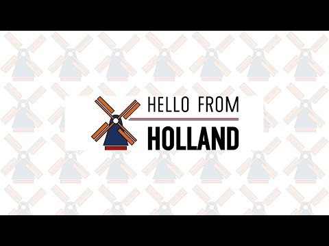 Hello from Holland