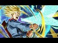 DRAGON BALL LEGENDS | THE F2P LR TRUNKS PRIME BATTLE CONTINUES THE RACE TO 1500 MEDALS
