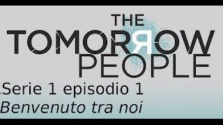 The Tomorrow People PROMO serie 1 ep 1 - ITA - Benvenuto tra noi