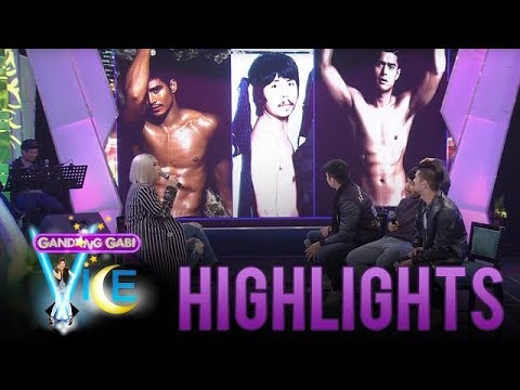 GGV: Piolo, Empoy and JC show their abs