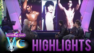 GGV: Piolo, Empoy and JC show their abs