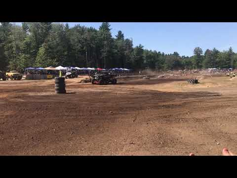 Deep trouble at 4x4 proving grounds trucks gone wild