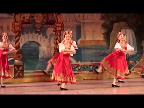 Greenwich Ballet Academy - Nutcracker 2016 - Russian Dance